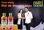 Nutriboost ra mắt đại sứ thương hiệu độc quyền
