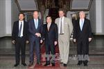 Lãnh đạo TP Hồ Chí Minh tiếp Thống đốc tỉnh Đông Flanders, Bỉ