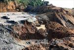 Kiểm tra sự cố vỡ đập bùn thải quặng thiếc tại Nghệ An khiến cá chết hàng loạt