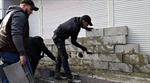 Căng thẳng Nga-Ukraine: Phe cực đoan xây bịt cửa ngân hàng Nga ở Kiev