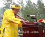 Dâng hương tưởng niệm 49 năm vụ thảm sát Mỹ Lai
