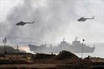 Nga tập trận bắn đạn thật ở bán đảo Crimea