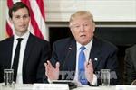 Quốc hội Mỹ sẽ thẩm vấn con rể ông Trump về quan hệ với Nga