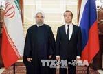 Nga, Iran khẳng định hợp tác hai bên không nhằm chống lại nước thứ ba