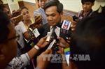 Ban lãnh đạo mới của đảng đối lập Campuchia vẫn chưa được công nhận