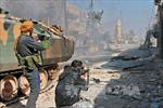 Quân đội Syria giành lại thị trấn quan trọng gần Aleppo