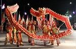 Giỗ Tổ Hùng Vương: Tưng bừng lễ hội dân gian đường phố Việt Trì