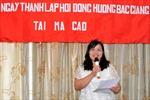 Ra mắt hội đồng hương Bắc Giang tại Macau