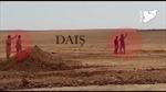Cận cảnh 4 tên IS giả đầu hàng nổ tan xác vì đai bom