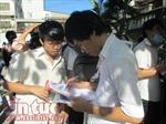 TP Hồ Chí Minh: Khoảng 20.000 học sinh không thể vào lớp 10 công lập