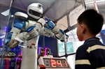 Trung Quốc đầu tư lớn cho ngành công nghiệp robot