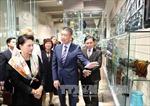 Chủ tịch Quốc hội Nguyễn Thị Kim Ngân thăm và làm việc tại tỉnh Karlovy Vary