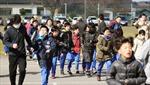 Nhật Bản bàn phương án sơ tán công dân khỏi Hàn Quốc
