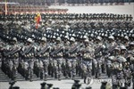Giữa căng thẳng, lực lượng đặc nhiệm Triều Tiên ra mắt đầy khí thế
