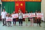 Hỗ trợ xây nhà tình nghĩa cho đồng bào dân tộc thiểu số nghèo Phú Yên