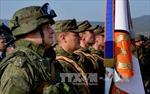 Ấn Độ, Nga lần đầu tập trận chung Hải - Lục - Không quân