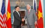 Phó Thủ tướng Phạm Bình Minh thăm Mỹ, trao thư của Chủ tịch nước tới Tổng thống Trump