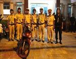 Cảnh sát giao thông tóm gọn kẻ trộm xe máy nhờ thiết bị định vị