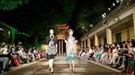 Khai mạc tuần lễ thời trang quốc tế Việt Nam Xuân Hè 2017