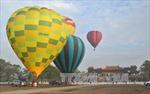 Rực rỡ Lễ hội khinh khí cầu quốc tế 2017