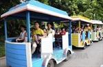 TP Hồ Chí Minh 'hút' khách dịp nghỉ lễ
