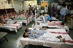 200 học sinh nhập viện do rò rỉ khí ở Ấn Độ