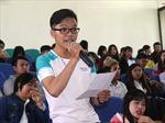 Hàng trăm sinh viên Đà Lạt trao đổi ý tưởng khởi nghiệp làm giàu