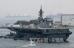 Nhật Bản từ chối xác nhận sứ mệnh bảo vệ tàu Mỹ