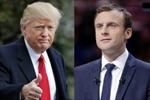 Pháp, Mỹ lộ rõ khác biệt chính trị sau chiến thắng của ông Macron