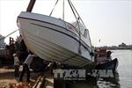 Cục Đăng kiểm thông tin chính thức việc sử dụng vật liệu PPC trong đóng tàu