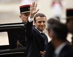 Toàn cảnh lễ nhậm chức của tân Tổng thống Pháp Macron