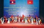 Trao giải cho 10 ca khúc xuất sắc về quan hệ hữu nghị Việt Nam - Lào
