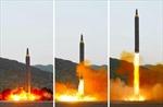 Lo ngại với sự phát triển của tên lửa đạn đạo Triều Tiên