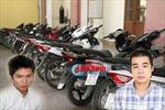Hà Tĩnh: Kỹ sư xây dựng 8X nghiện ma túy liên tiếp ăn trộm xe máy