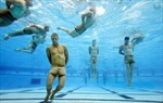 Chiêm ngưỡng kỹ thuật bơi giúp đặc nhiệm Mỹ bơi hàng chục km không mệt