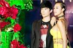 Nathan Lee  và Phương Mai tình cảm bên nhau