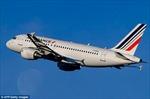 Một chuyến bay từ Pháp đến Anh gặp sự cố khẩn cấp trên không