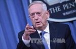 Bộ trưởng Quốc phòng Mỹ: Giải pháp quân sự với Triều Tiên sẽ là 'thảm họa'