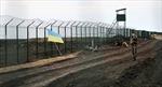 """Ukraine dự tính xây 'tường rào bất khả xâm phạm"""" dọc biên giới với Nga"""