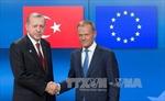 Thổ Nhĩ Kỳ muốn thúc đẩy tiến trình gia nhập EU
