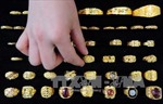 Thị trường vàng thế giới chờ quyết định của FED