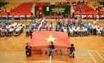 Khai mạc Giải thể thao người khuyết tật toàn quốc lần thứ 18