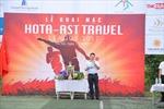 Khởi tranh giải bóng đá phong trào Hota – Ast travel League 2017