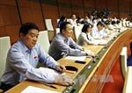 Kỳ họp thứ 3, Quốc hội khóa XIV: Đổi mới, hành động vì lợi ích của nhân dân