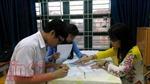 Thi THPT Quốc gia: Ít thí sinh ở TP Hồ Chí Minh phải điều chỉnh thông tin