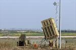 Israel không kích Syria đáp trả vụ đạn bắn vào Cao nguyên Golan