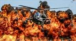 Trực thăng Apache của Mỹ thử nghiệm thành công vũ khí sát thủ mới trình làng