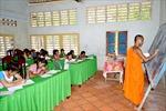 Gìn giữ tiếng nói, chữ viết của đồng bào Khmer