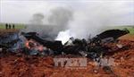 Quân nổi dậy bắn hạ máy bay chiến đấu của Chính phủ Syria