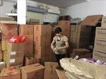 Phát hiện cơ sở sản xuất thực phẩm chức năng giảm cân, đẹp da 'chui'